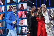 OT 2020: Bruno, expulsado (Nia, Hugo y Eva son los primeros finalistas)