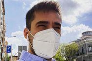 La última manualidad de Jordi Cruz es un truco viral para las mascarillas