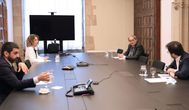 Reunión del Govern por el cierre de las plantas de Nissan.