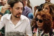 """Su madre se mete en el conflicto con Cayetana Álvarez de Toledo, a la que llama """"marquesa de pacotilla"""""""