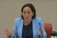 La juez Carmen Rodríguez-Medel.