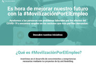 Adecco apuesta por el 'e-learning' en su programa #MovilizaciónPorElEmpleo