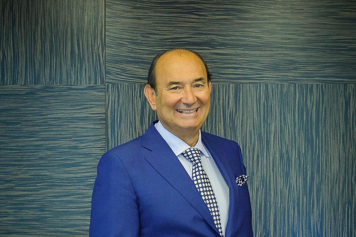 Félix Revuelta, dueño de Natur House.