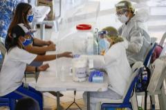 Última hora del coronavirus     Corea del Norte reducirá los niños en las aulas ante el repunte de casos