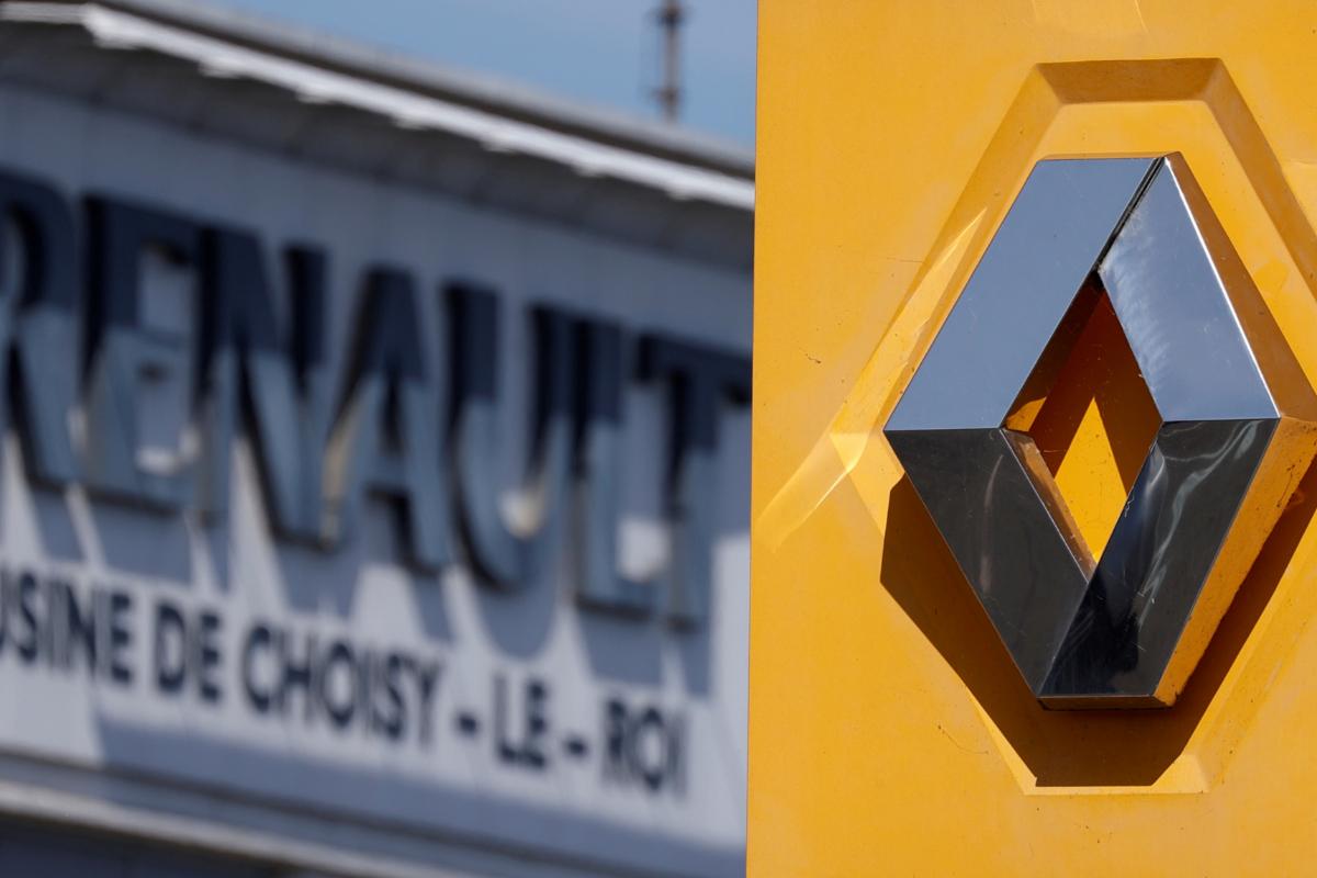 Factoría de Renault en Choisy-le-Roi, cerca de París.