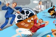 Detalle de la portada satírica del semanario holandés Elsevier Weekblad.