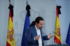 """Iglesias se retracta a medias: """"Dije la verdad pero me equivoqué"""""""