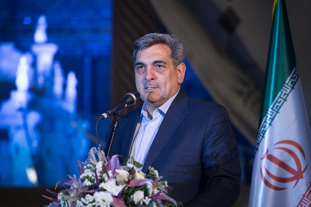 El alcalde de Teherán, Pirouz Hanach.
