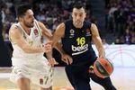 Calathes, Sloukas, Hines... el mercado del baloncesto europeo amenaza con terremoto