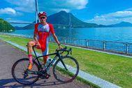 Javier lt;HIT gt;Sardá lt;/HIT gt; (sí), el ciclista español que corre en Vietnam