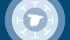 Mapa del coronavirus en España y fases de la desescalada