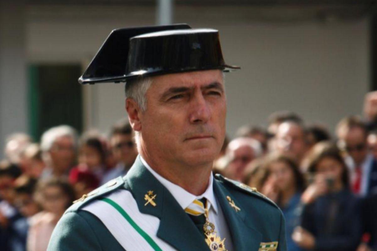 El general Félix Blázquez.