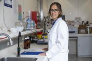 Aurora Fernández, especialista en Farmacia Hospitalaria.