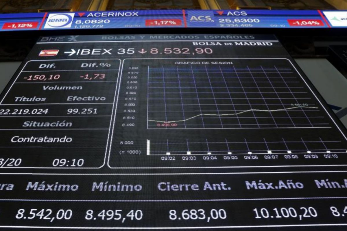 Así invierten los jefes del Ibex durante la pandemia para ganar un 13%