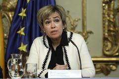 Consuelo Castro, abogada general del Estado designada por el Gobierno de Pedro Sánchez.