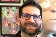 James Siciliano, guionista y productor de la serie más gamberra