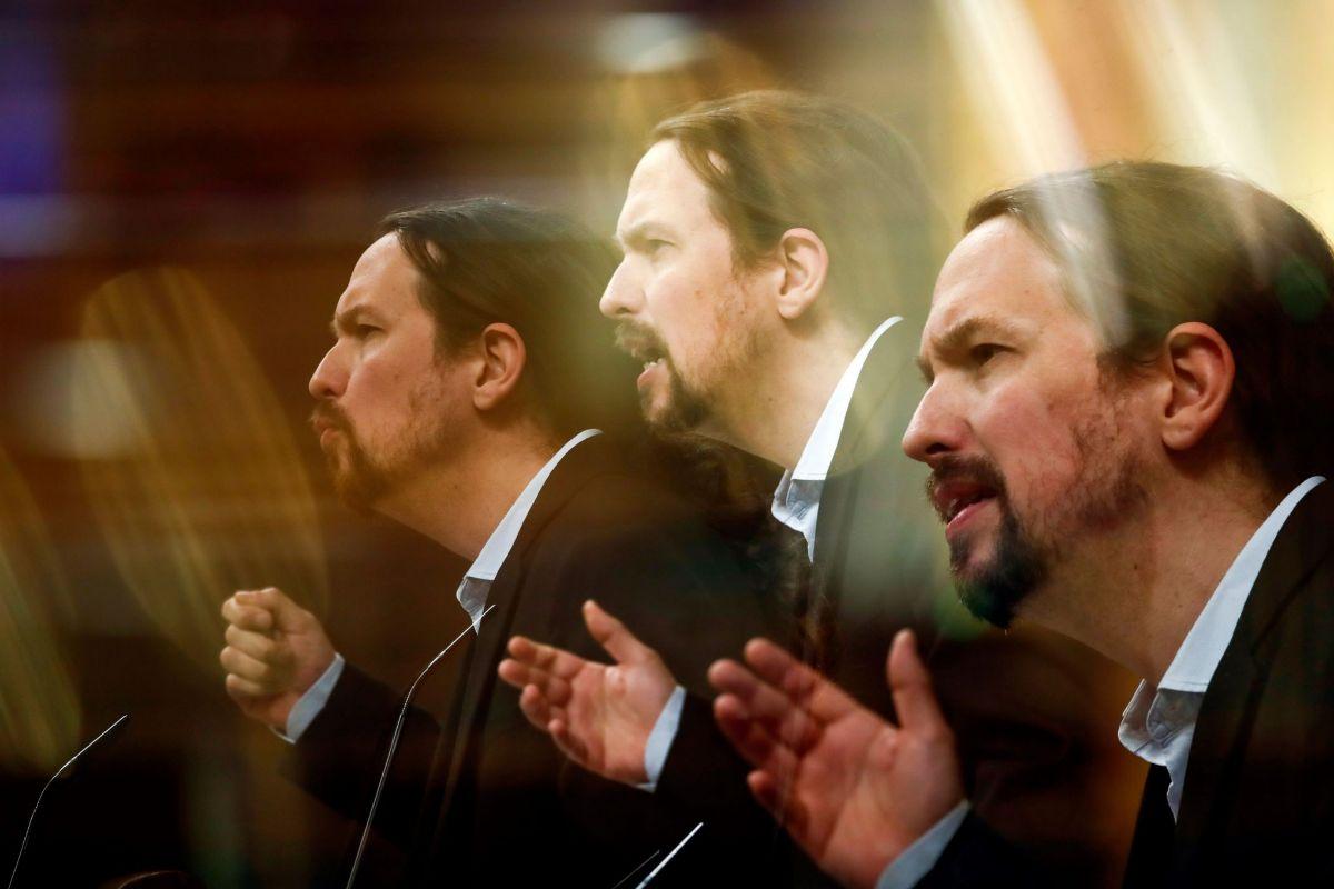 Pablo Iglesias se aferra a Vox para intentar reflotar a Unidas Podemos