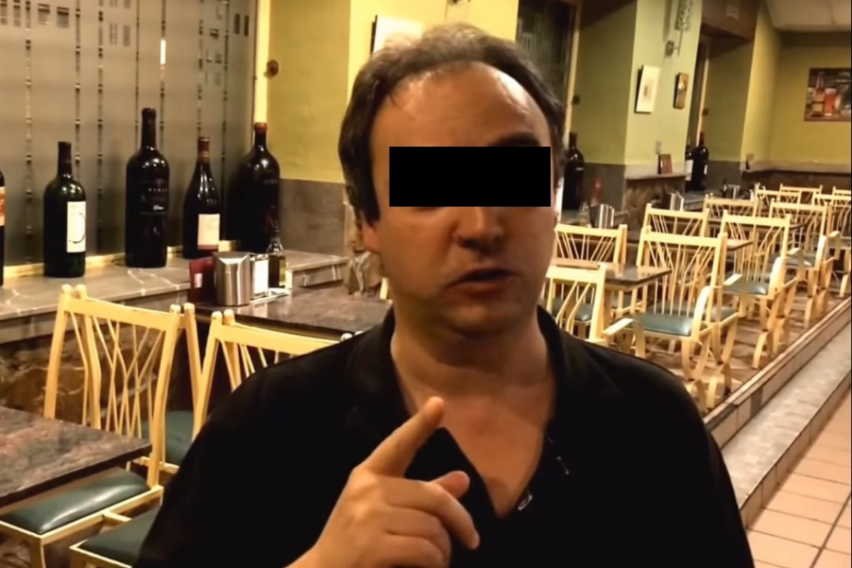 Francisco Manuel G.R., la víctima.
