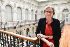 Georgina Mace, profesora de Biodiversidad y Ecosistemas en el University College London (UCL)
