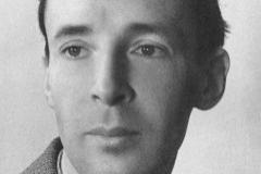 Vladimir Nabokov, en 1930, cuando ya había dejado Praga y regresado a Berlín.