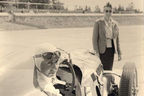 """El piloto judío vetado por Mussolini que derrotó a Hitler y a Mercedes: """"Su religión eran los coches"""""""