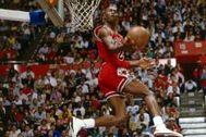'Air' Jordan toma tierra