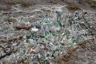 Residuos plásticos en Guatemala