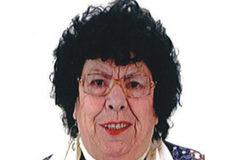 Mercedes V., la mujer asesinada por un compañero del bingo.