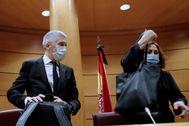 El ministro del Interior, Fernando Grande-Marlaska, la semana pasada en el Senado.