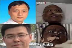 La transformación de los médicos chinos que despertaron negros de un coma por coronavirus.