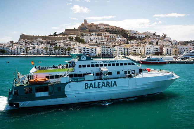 La primera naviera del mundo con certificado libre de Covid-19 es española