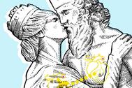 Imagen de la campaña publicitaria de MadridxMadrid.