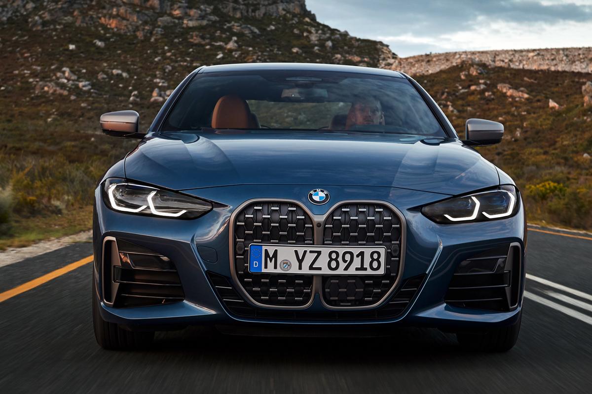 Al volante del nuevo BMW Serie 4: 'arma' afilada