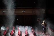Momento de 'Viva la Mamma', uno de los montajes de la próxima temporada del Teatro Real.