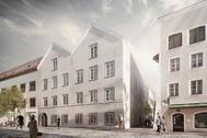 Proyecto elegido por el Gobierno austriaco para remodelar la casa donde nació Adolf Hitler.