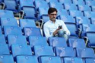 Josep Toldrá, director del estadio del Espanyol