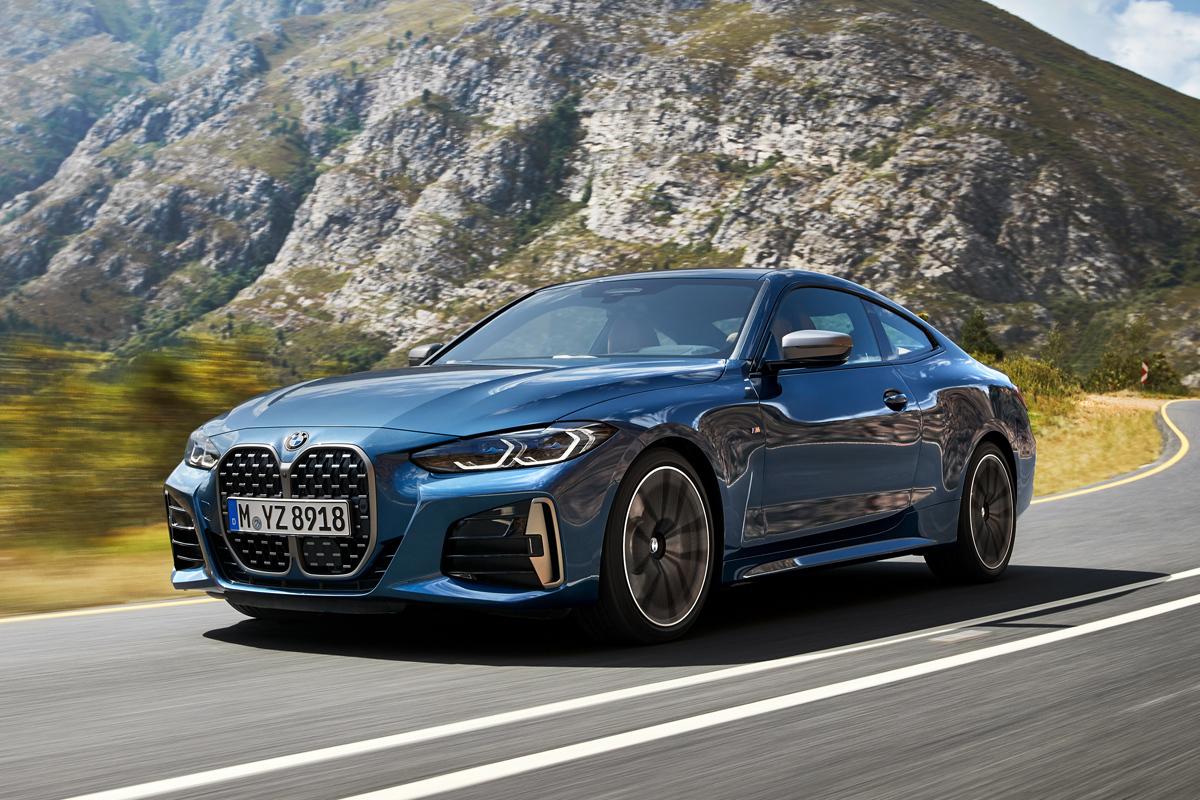 Al volante del nuevo BMW Serie 4: homenaje al pasado