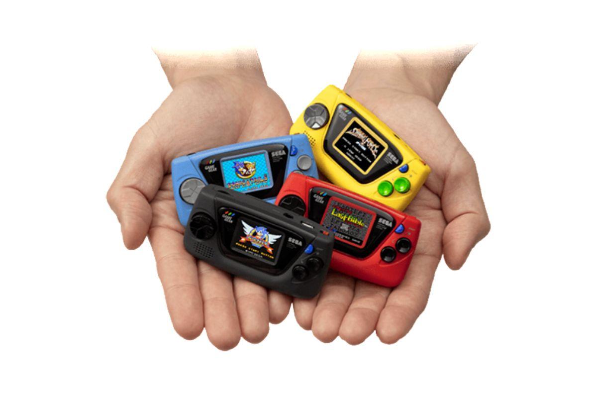 Game Gear Micro: Sega anuncia una nueva portátil en miniatura