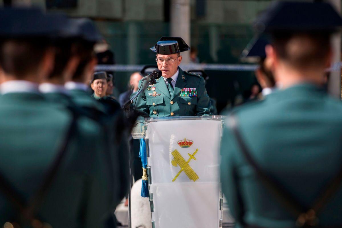 Interior nombra al teniente coronel David Blanes para sustituir al coronel Pérez de los Cobos, al que envía a Intervención de Armas