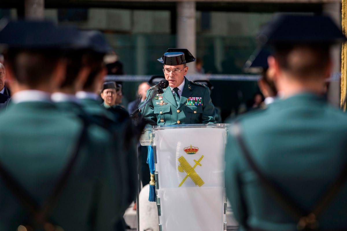 """El coronel De los Cobos recurrirá su cese por """"no informar"""" al ministro Marlaska de la investigación del 8-M"""