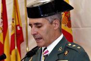 David Blanes, el nuevo jefe de la Comandancia de Madrid de la Guardia Civil.