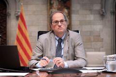 """Quim Torra admite que la legislatura catalana """"no tiene recorrido"""" pero se niega a convocar elecciones"""