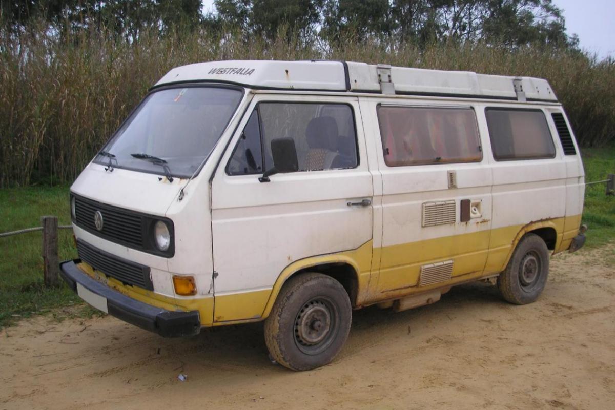 Imagen de archivo de la furgoneta Volkswagen T3 Westfalia que Scotland Yard menciona en relación con la desaparición de Maddie McCann.