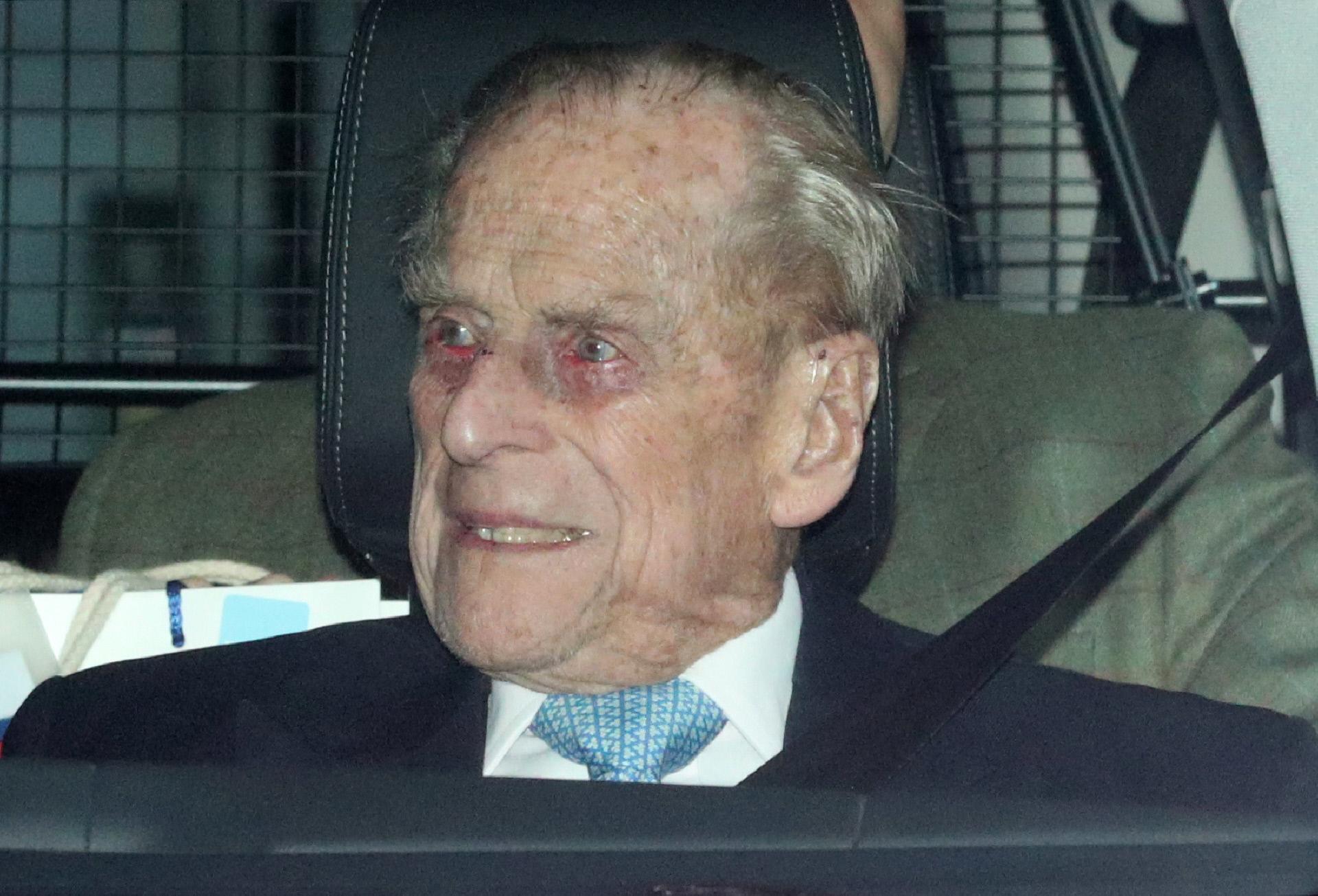 Inquietud en el Reino Unido por el verdadero estado de salud del duque de  Edimburgo | Casa Real