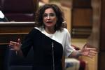 """El Gobierno logra luz verde para su tasa Google con la oposición """"ultrainfantil"""" de PP, Vox y Ciudadanos"""