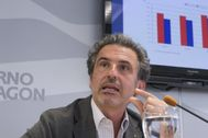 Francisco Javier Falo, director de Salud Pública de Aragón.