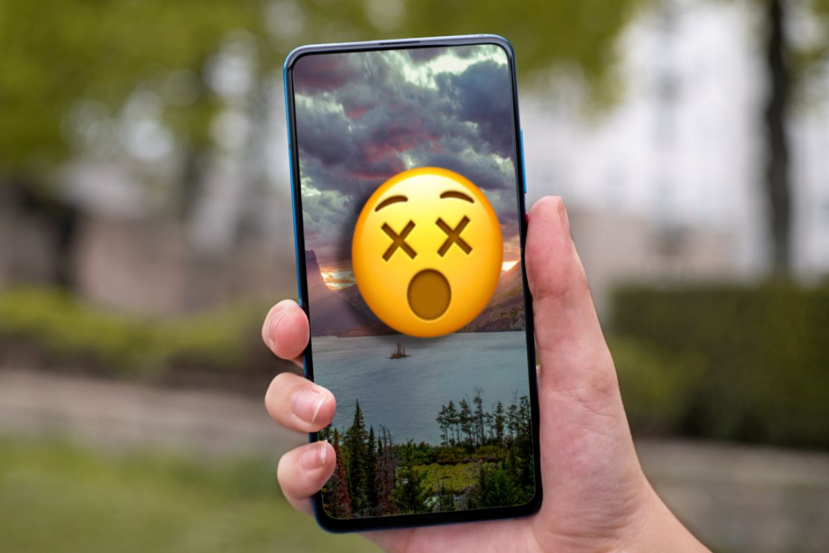Este fondo de pantalla puede estropear tu móvil