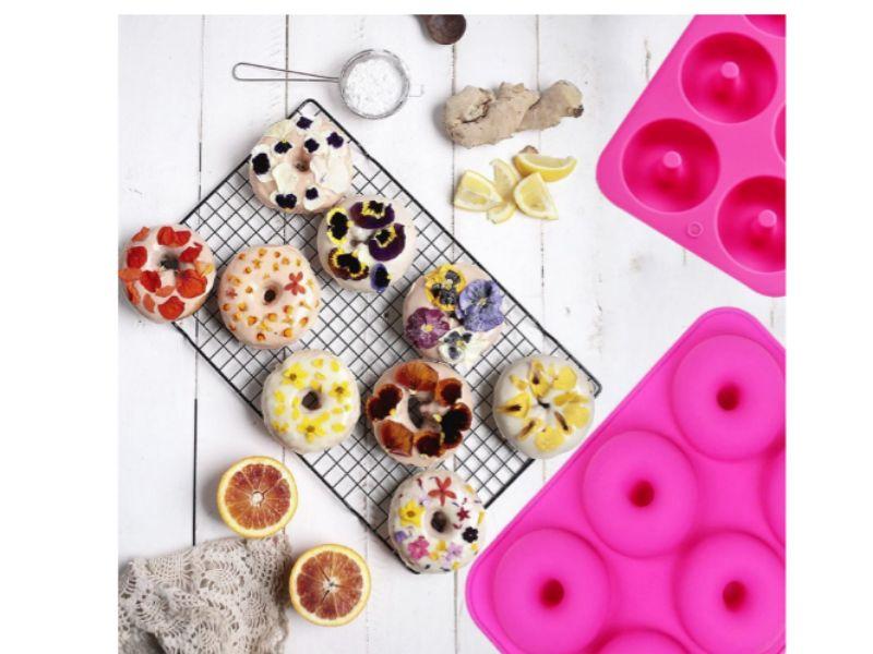 Recetas de donuts saludables: de chocolate o glaseados y muy fáciles de hacer