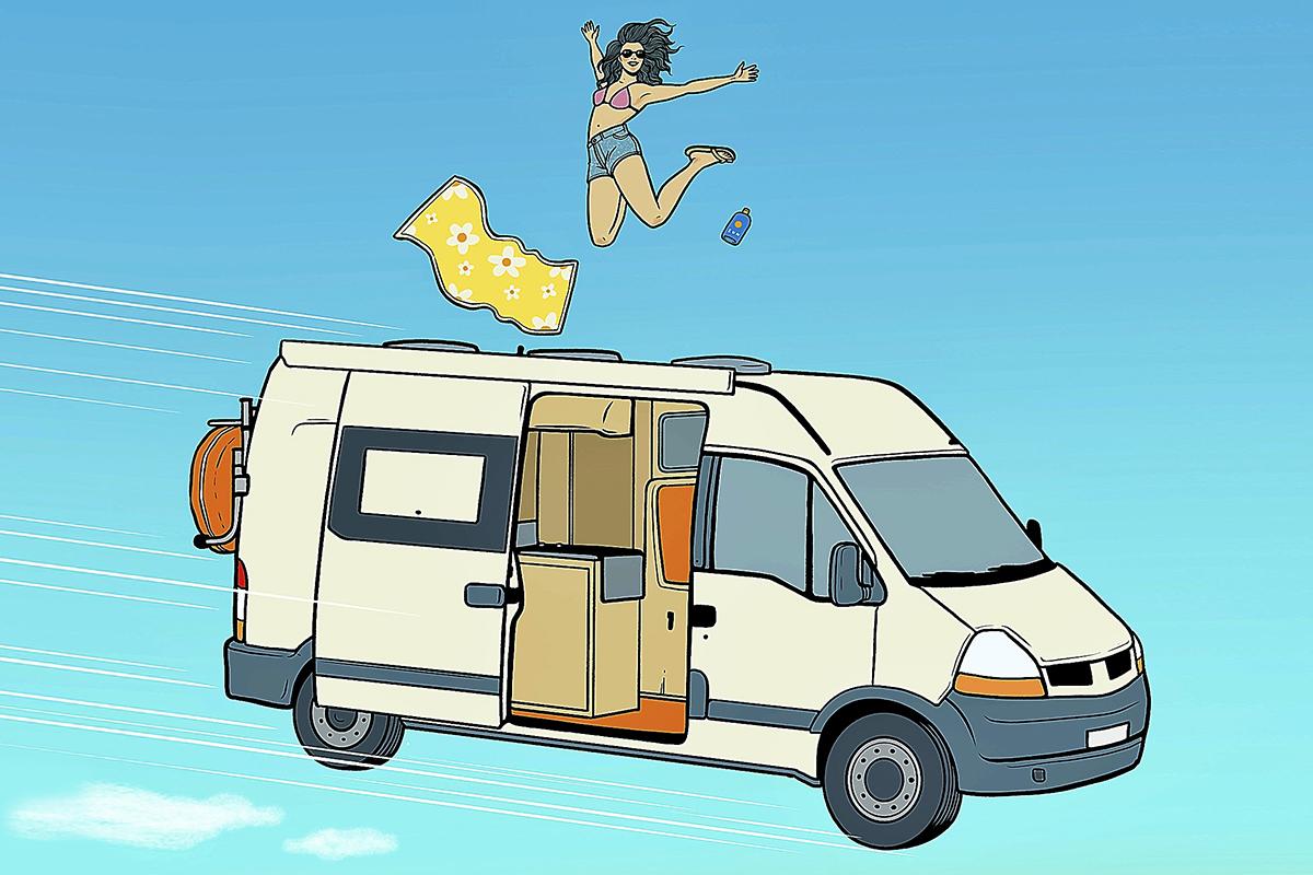 La caravana es tu nuevo hotel: la alternativa perfecta para el verano de la nueva normalidad