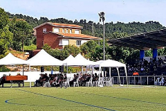 Funeral celebrado en Castellbell el 21 de mayo.